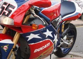 2002 Ducati 998S Bostrom for sale – £SOLD