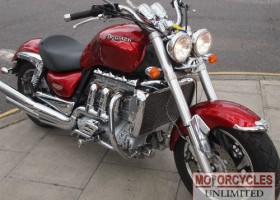 2004 Triumph Rocket III – £SOLD