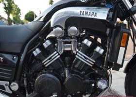 2008 Yamaha V Max Vmx 1200 Tribal Cherry for sale – £SOLD