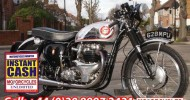 BSA Rocket Gold Star Wanted, Classic Bikes Wanted