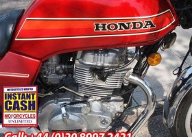 Honda CB250 N Deluxe Wanted. Classic Hondas Wanted