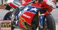 2002 Ducati 998S Bostrom Classic Ducati Wanted