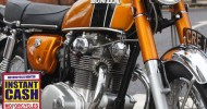 HONDA CB250 K3 Classic Japanese Motorcycles Wanted