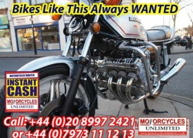 HONDA CBX1000 WANTED | Classic Japanese Motorcyles Wanted