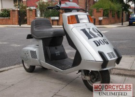 1986 HONDA NV50 (GYRO) STREAM – £SOLD