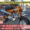 Honda Classic Monkey Bikes WANTED