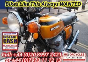 Honda CB750 Wanted – Classic Honda Wanted