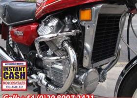 Honda CX500 Classic Motorcycles Wanted