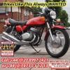 Kawasaki S2 350 Triples Wanted, Similar Classic Japanese Motorcycles Wanted