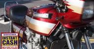 Kawasaki Z1300 Classic Kawasakis wanted