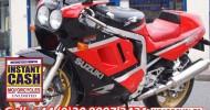 SUZUKI GSXR750/1100 Classic Bikes Wanted
