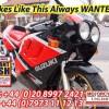 SUZUKI GSXR1100 Classic Motorcycles Wanted