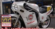 SUZUKI GSXR750 Classic Japanese Bikes Wanted