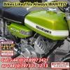 1972 SUZUKI T350 Rare Classic Japanese Motorbikes Wanted