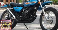 Suzuki TS400 Apache Classic Suzuki Wanted