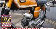 Yamaha FS1E Classic Moped Wanted