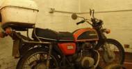 1974 Honda CB200 Classic Barn Find for Sale – £SOLD