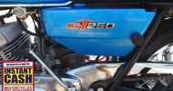 Classic Suzuki GT250 Show Condition UK Motorcycles Wanted