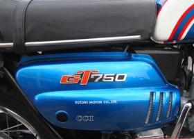 1974 Suzuki GT750 K Classic Suzuki for Sale – £SOLD