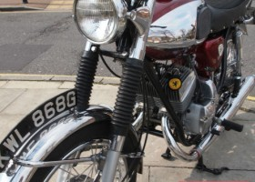 1968 Bridgestone 350 GTR Classic Japanese Bike for Sale – £SOLD