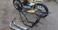 1975 Suzuki GT250 Cafe Racer Project for Sale – £SOLD