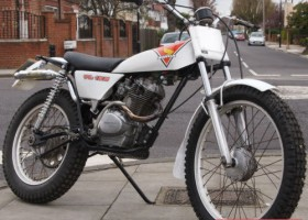 1976 Honda TL125 S Trials Classic Honda for sale – £SOLD