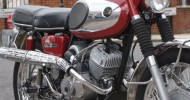 1968 Bridgestone Hurricane Classic Japanese Bike for Sale – £SOLD