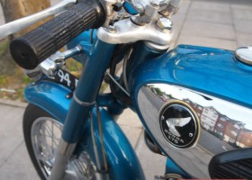 1968 Honda CD175 Sloper Classic Honda for Sale – £SOLD