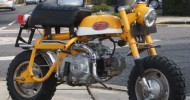 1971 Honda Z50 A Mini Trail Monkey Bike for Sale – £SOLD