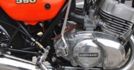 1973 Kawasaki S2 350 Triple, Classic Rare Kawasaki for Sale – £SOLD