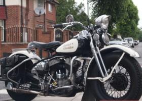 1946 Harley Davidson WLC 750 Classic Harley Davidson for Sale – £SOLD