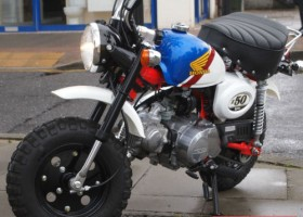 2001 Honda Z50 Monkey Bike for Sale – £SOLD
