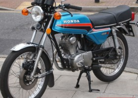 1980 Honda CB100N Classic Honda for Sale – £SOLD