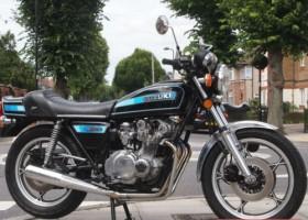 1980 Suzuki GS 550 E Classic Suzuki for Sale – £SOLD