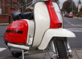 1975 Lambretta li150 Special Classic Scooter for Sale – £SOLD