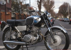 1968 Honda CB160 Vintage Japanese Classic Bike for Sale – £SOLD