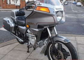 1982 Honda GL500 Silverwing Classic Honda for Sale – £SOLD