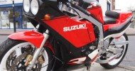 1988 Suzuki GSXR1100 J Classic Suzuki Sports Bike for Sale – £SOLD