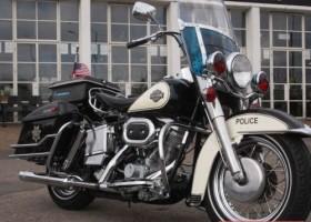 1971 Harley Davidson CHP Bike for Sale – £SOLD