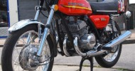 1972 Kawasaki S1A 250 Classic Triple for Sale – £SOLD