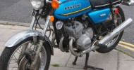 1973 Kawasaki S2A Classic Triple for Sale – £SOLD