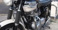1960 Triumph T110 Classic Triumph for Sale – £SOLD