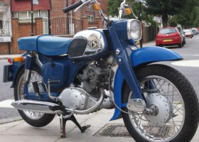 1964 Honda C92/C95 Vintage Honda for Sale – £SOLD