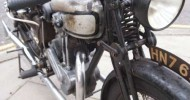 1930 Norton 20 Classic Bike for Sale – £SOLD