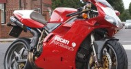 1999 Ducati 916 SPS Carl Fogarty Replica for Sale -£SOLD