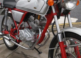 2000 Honda CB50V Dream AC15 for Sale – £SOLD