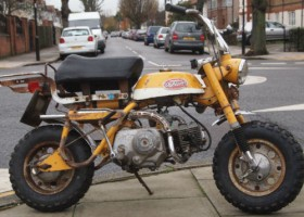 1971 Honda Z50A K2 Mini Trail for Sale – £SOLD