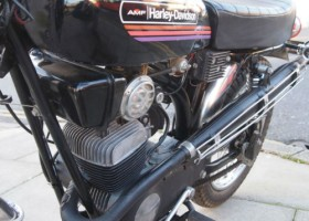 1974 Classic Harley-Davidson Z90 for Sale – £SOLD