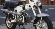1972 Honda ST70 Classic Monkey Bike for Sale – £SOLD