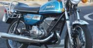 1975 Suzuki GT250 Classic 2 Stroke for Sale – £SOLD